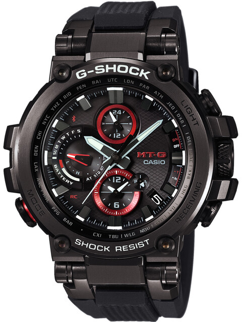 CASIO G-SHOCK MTG-B1000B-1AER Uhr Herren black/black/black